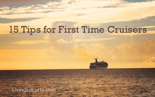 15 Cruise Vacation Tips. Great insider travel tips for your first time cruise vacation. Everything you need to know before going on a tropical cruise ship.
