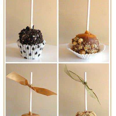 8 Easy Ways to Decorate a Marshmallow Pop | Party Recipe Ideas