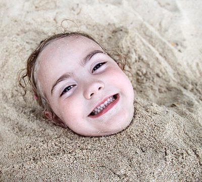 I Heart Faces – Beach Fun