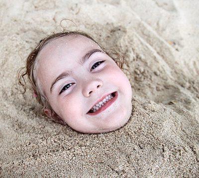 I Heart Faces – Beach Fun