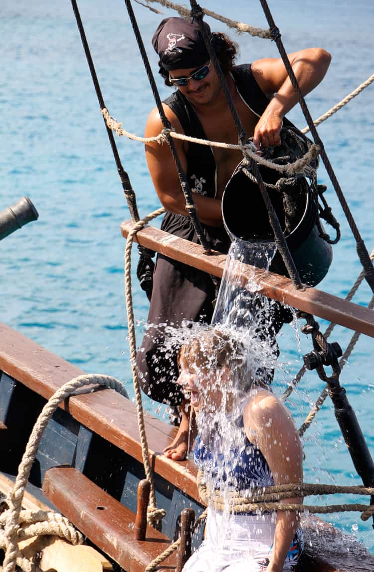 Grand Cayman Island Pirate Encounter Kid Friendly Cruise