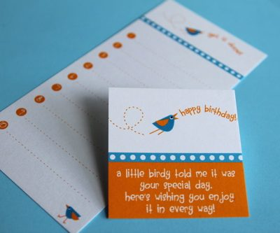 Exclusive Free Printable Tags & Notes