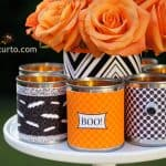 Free Printable Halloween Table Decor