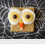 Owl S'mores - Halloween Fun Food by Living Locurto