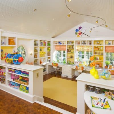 Amazing Kids Craft Room – House Tour