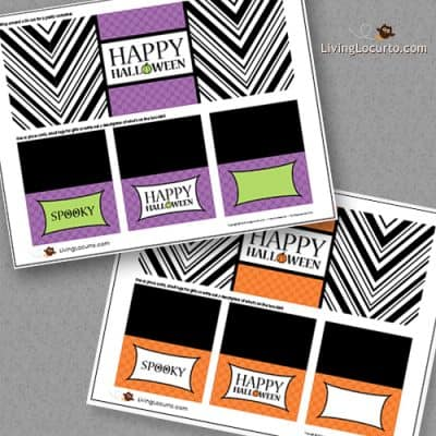Protected: Free Printable Halloween Labels