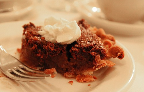 Minny's Chocolate Pie from The Help - Octavia Spencer