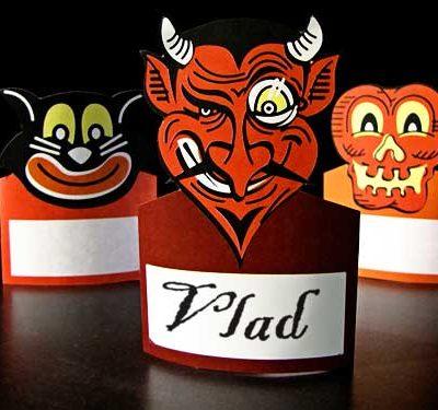 10 Free Printable Halloween Crafts