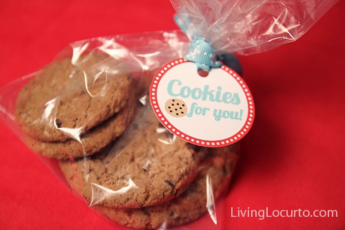 Cookie Swap Party Printable Collection by LivingLocurto.com - Cookie Exchange