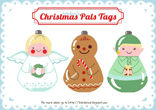 Christmas Gift Tags For Kids.12 Free Printable Christmas Gift Tags