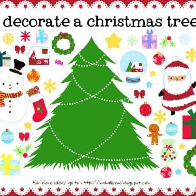 Activities For Kids – Christmas Printables
