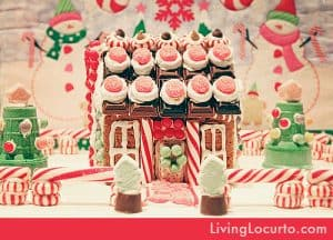 Gingerbread House by Living Locurto