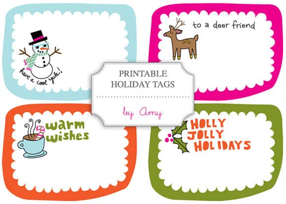 ... christmas pal gift tags by babalisme more christmas pal tags