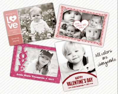 The Album Cafe Free Valentine Templates