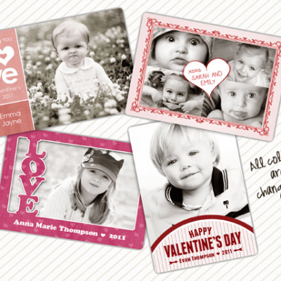 Free Photoshop Valentine Templates