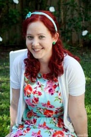 Melissa Chambers of Melissa Creates