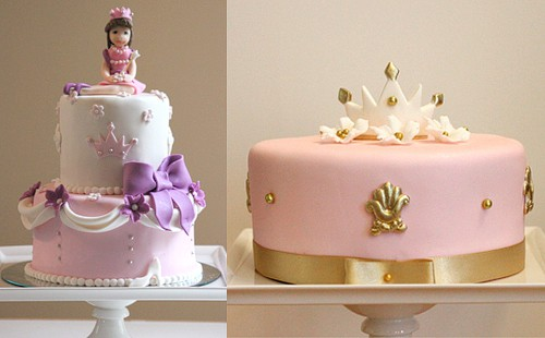 Royal Princess Cakes