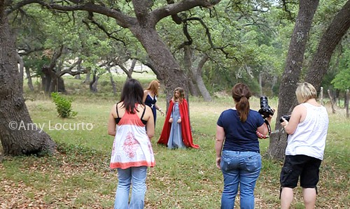 Little Red Riding Hood - Photography Workshop