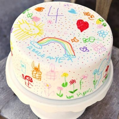Doodle Desserts – Ideas for Edible Markers