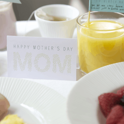 Mothers Day Free Printable Flags