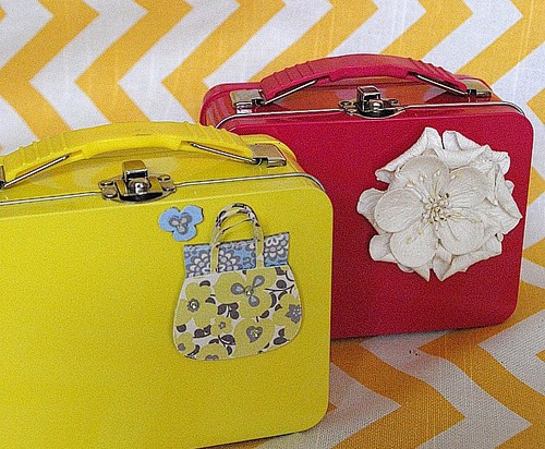 party favor lunch boxes
