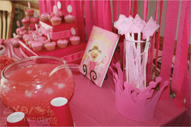 Pinkalicious Birthday Party Free Party Printables