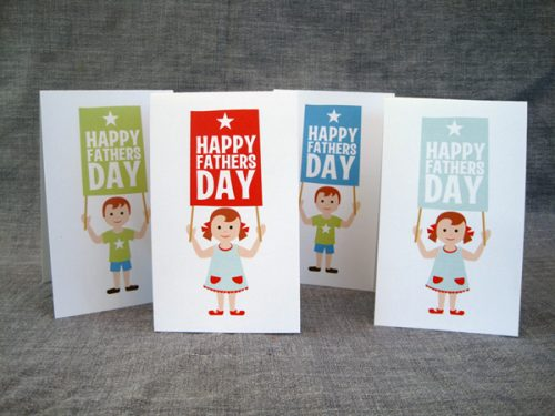 Free Fathers Day cards - 10 Father's Day Free Printable Gift Ideas