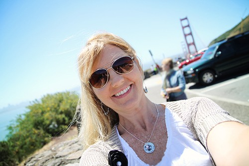 4 Tips for balancing work and kids during the summer! Golden Gate Bridge with Amy Locurto. LivingLocurto.com