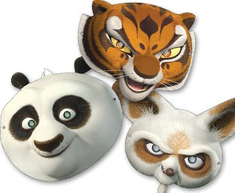 Kung Fu Panda 2 Party Ideas {Free Printables}