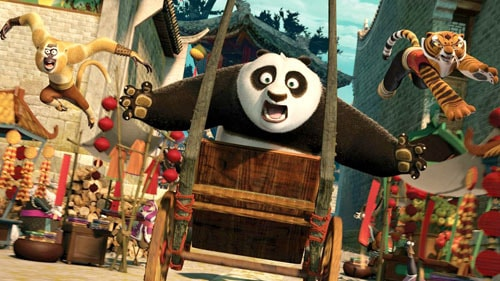 Kung Fu Panda 2 Party Ideas