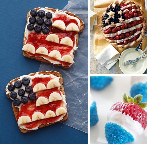 Patriotic Dessert Ideas