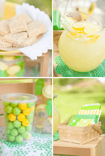 Lemonade Stand Free Printables