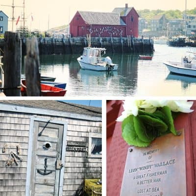 Rockport Massachusetts | Boston Day Trip