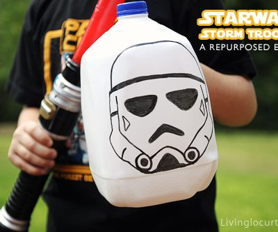 Star Wars Repurposed Kids Craft