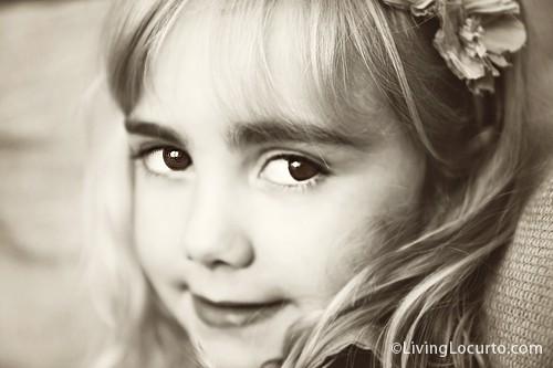 Beautiful Eyes Photo - Living Locurto
