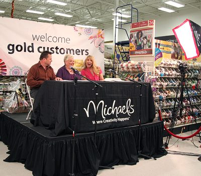 Michaels Gold Event