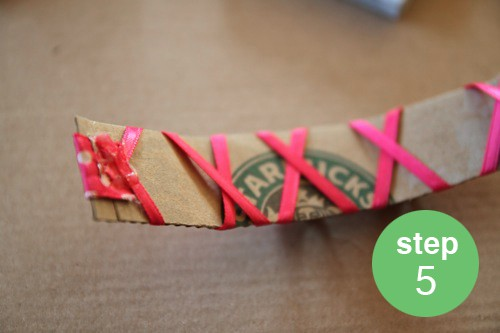 Fun Ideas On How To Repurpose A Starbucks Coffee Cup Sleeve Into Bracelet Easy
