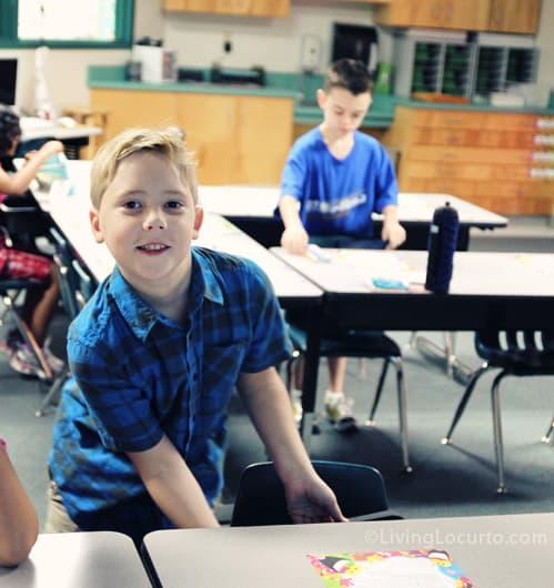 Back to School © LivingLocurto.com
