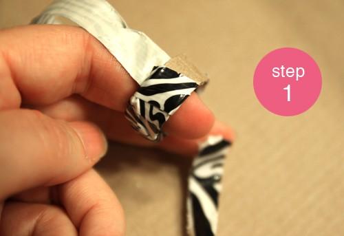 Cardboard Ring Craft