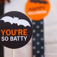 Halloween Free Party Printable Tags