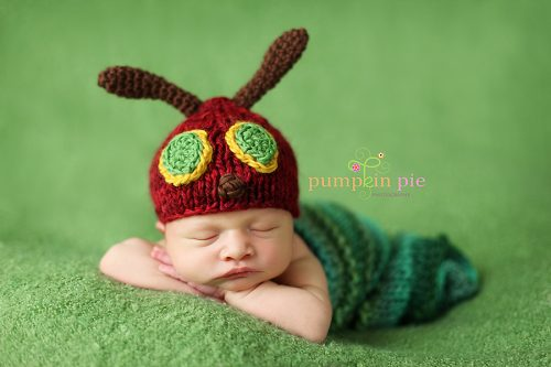 Hungry caterpillar Baby Costume