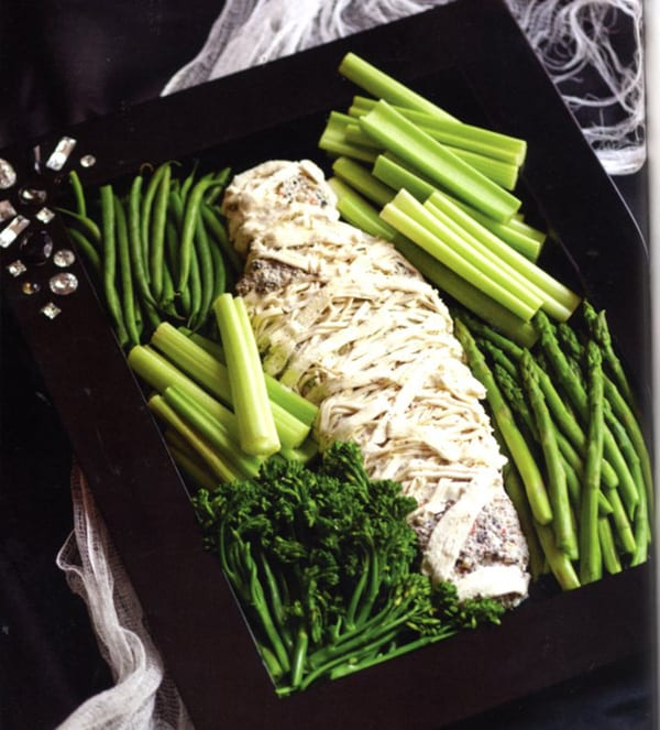 10 Creative Vegetable Trays {Fun Food Ideas}