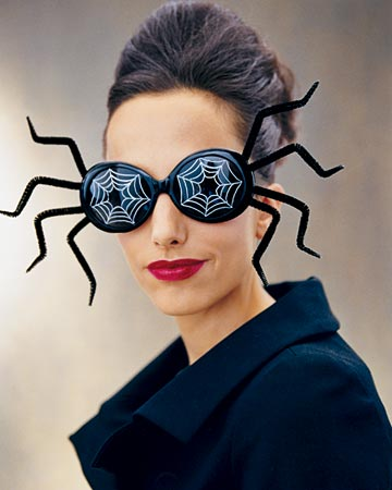 Spider-glasses