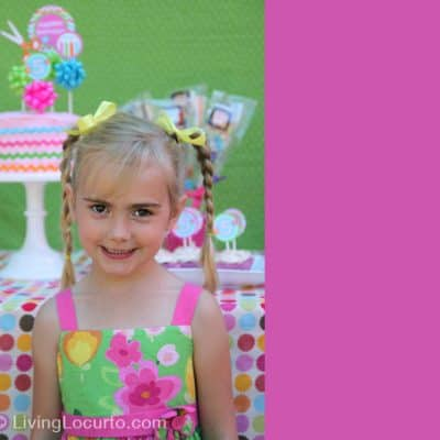 Craft Party – Ric Rac Birthday Cake