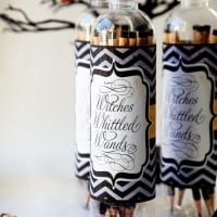 Halloween Party Printables - Favors