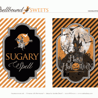 Halloween Free Party Printables by Hostess with the Mostess