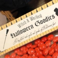 Halloween Printable Labels