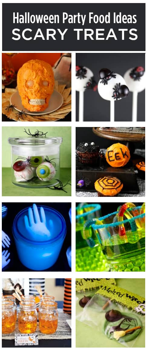 10 Halloween Food Ideas – Scary Party Treats