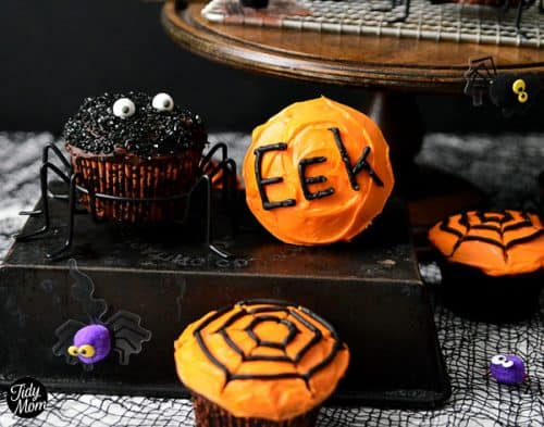 10 Halloween Scary Recipe Ideas - Fun Food Party Treats! #halloween