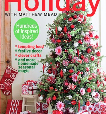 Holiday with Matthew Mead {Giveaway}